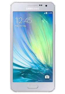 Firmware Samsung Galaxy A3 SM-A300H