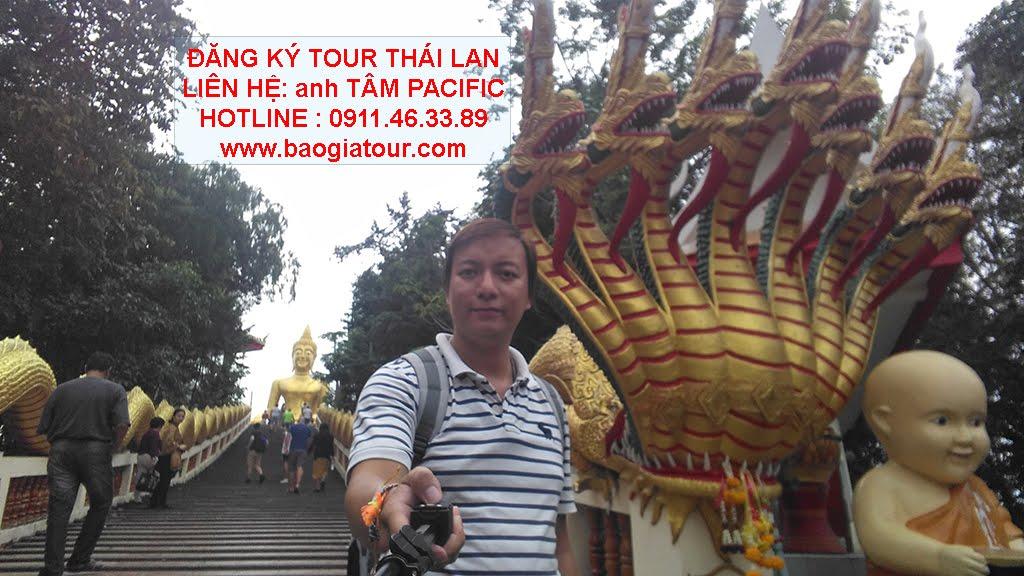 Bài học Marketing từ ngành du lịch của Thái Lan được hay mất gì ?
