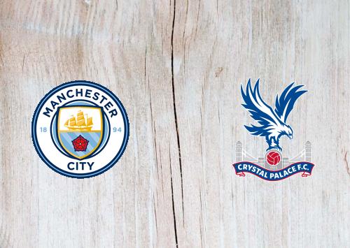 Manchester City vs Crystal Palace -Highlights 17 January 2021
