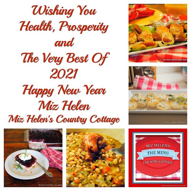 Whats For Dinner Next Week, 12-26-20 at Miz Helen's Country Cottage