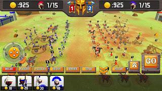 Greek Warriors Mod