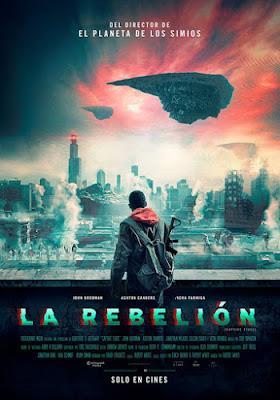 La Rebelión en Español Latino