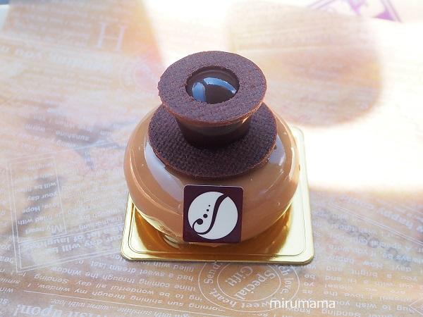 チョコレートキャラメル