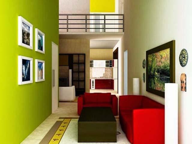 Desain Ruang Tamu Menyatu Dengan Ruang Keluarga Design