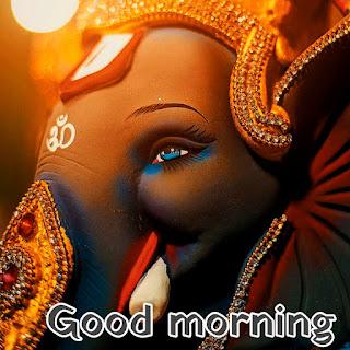 good morning ganesh bhagwan ka photo pictures images download