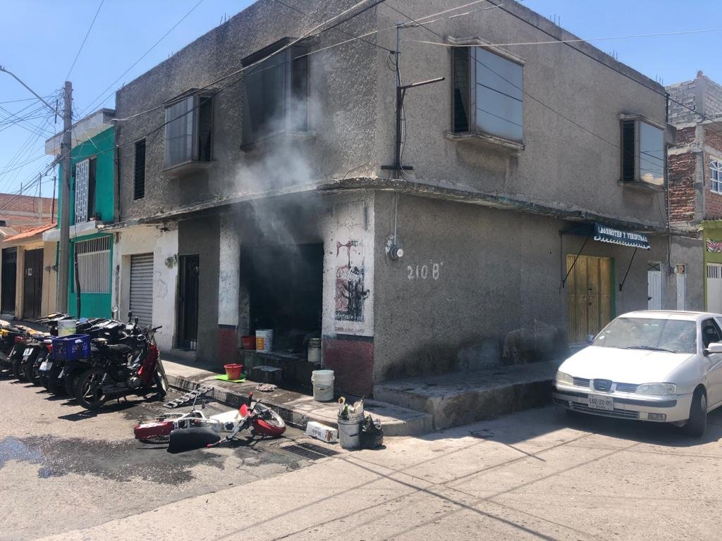 Dos ataques de Sicarios con granadas en Celaya dejan a cuatro personas muertas