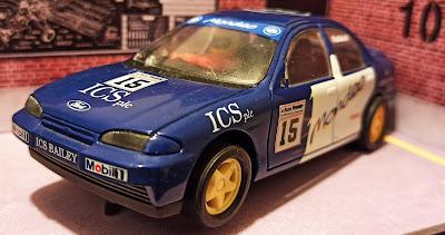 Ford Mondeo BTCC Hornby