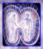 Połączeni - Aurycznie - Duchowo na jednej Fali / Wibracji  pełnej Światła