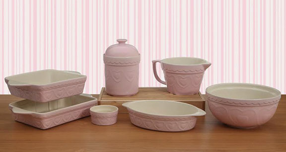 Sweet Heart Dishes