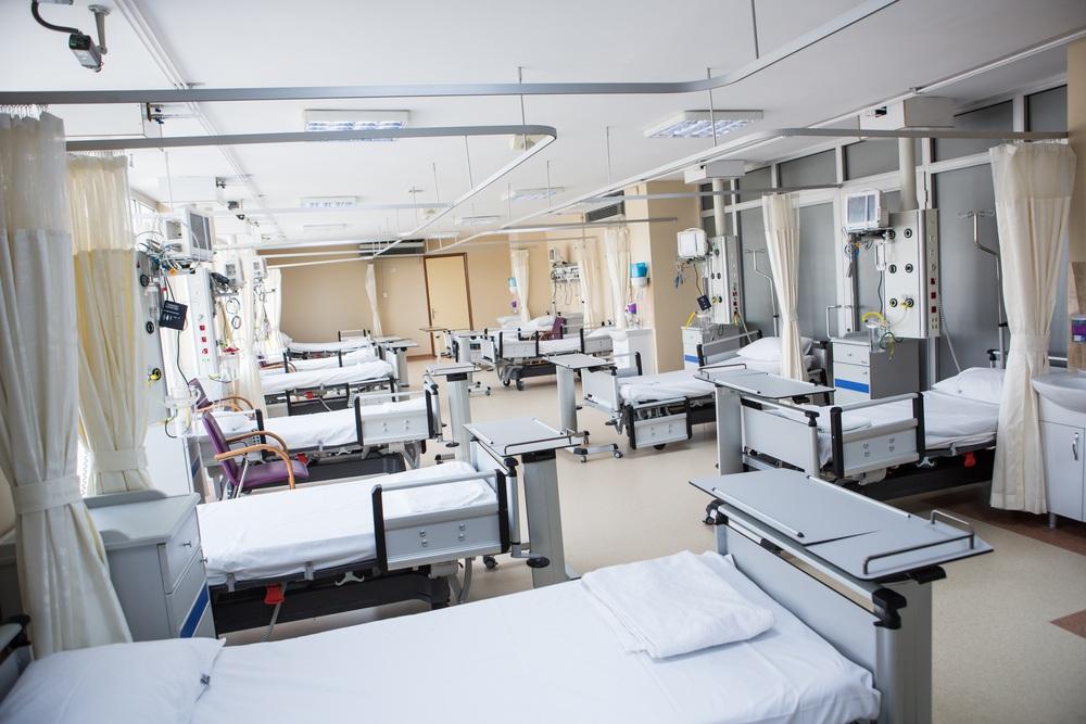 Hospitais estão vazios como nunca antes, onde estão os pacientes com covid-19?