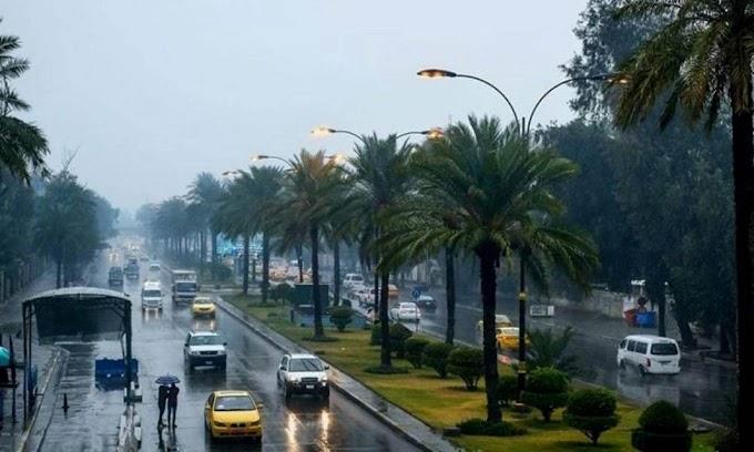طقس الغد.. استمرار موجة البرد في العراق