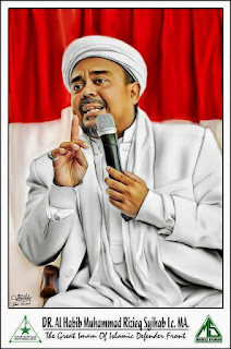 Hoax, Habib Rizieq Masuk RS