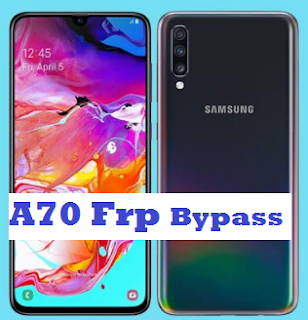 Download Samsung Galaxy A70 Combination Flash File A70 Bypass FRP Lock free By Jonaki TelecoM