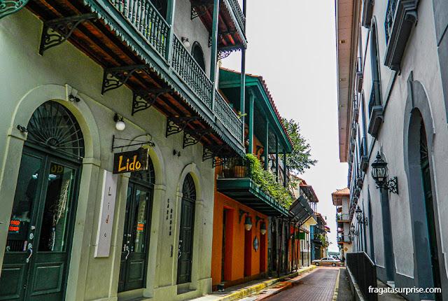 Casco Antíguo (Centro Histórico) da Cidade do Panamá