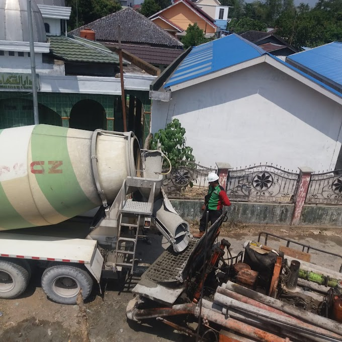 Harga readymix Kalimantan Selatan terbaru