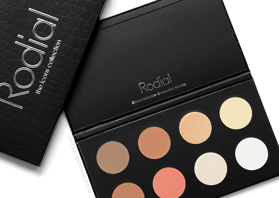 Rodial The Icons Collection Palette Review Photos Swatches