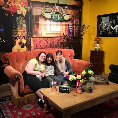 Photo souvenir Central Perk à New York