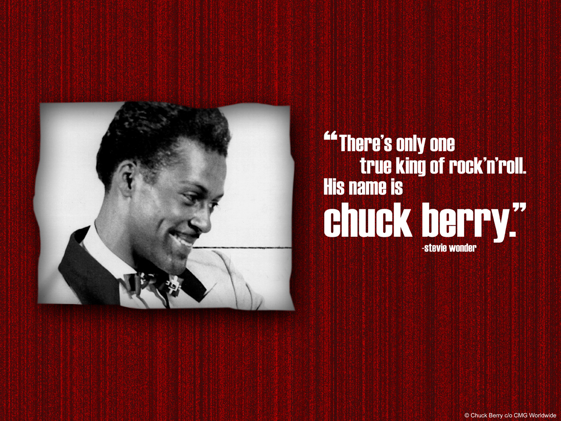 Sound Projections Chuck Berry B October 18 1926 Legendary And