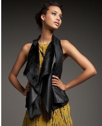 1 авг 2011 Где купить стильный и недорогой жилет из натуральной кожи.