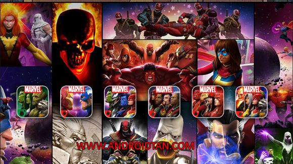 MARVEL Contest of Champions Mod Apk 1 Hit Kill