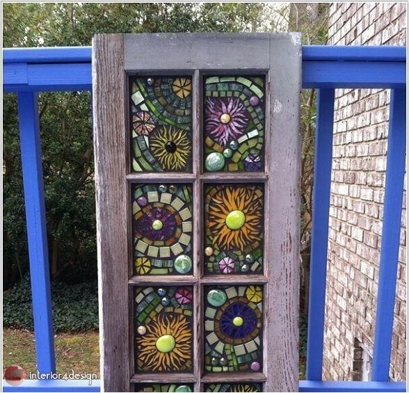 Mosaic Garden 5