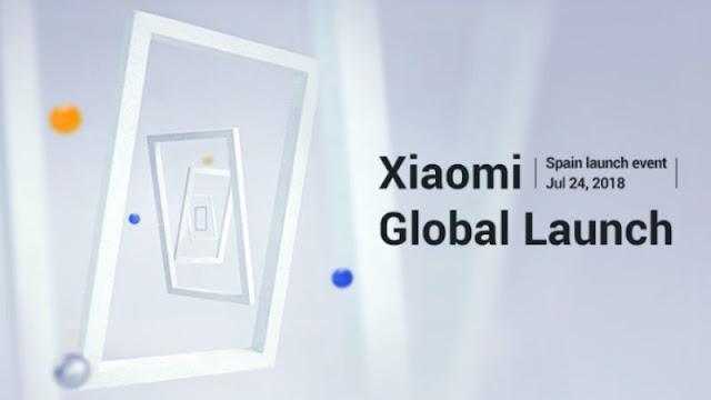 Xiaomi Mi A2 Global Launch