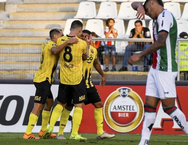 Oficial: Nacional de Paraguay, firma Agustín Rodríguez