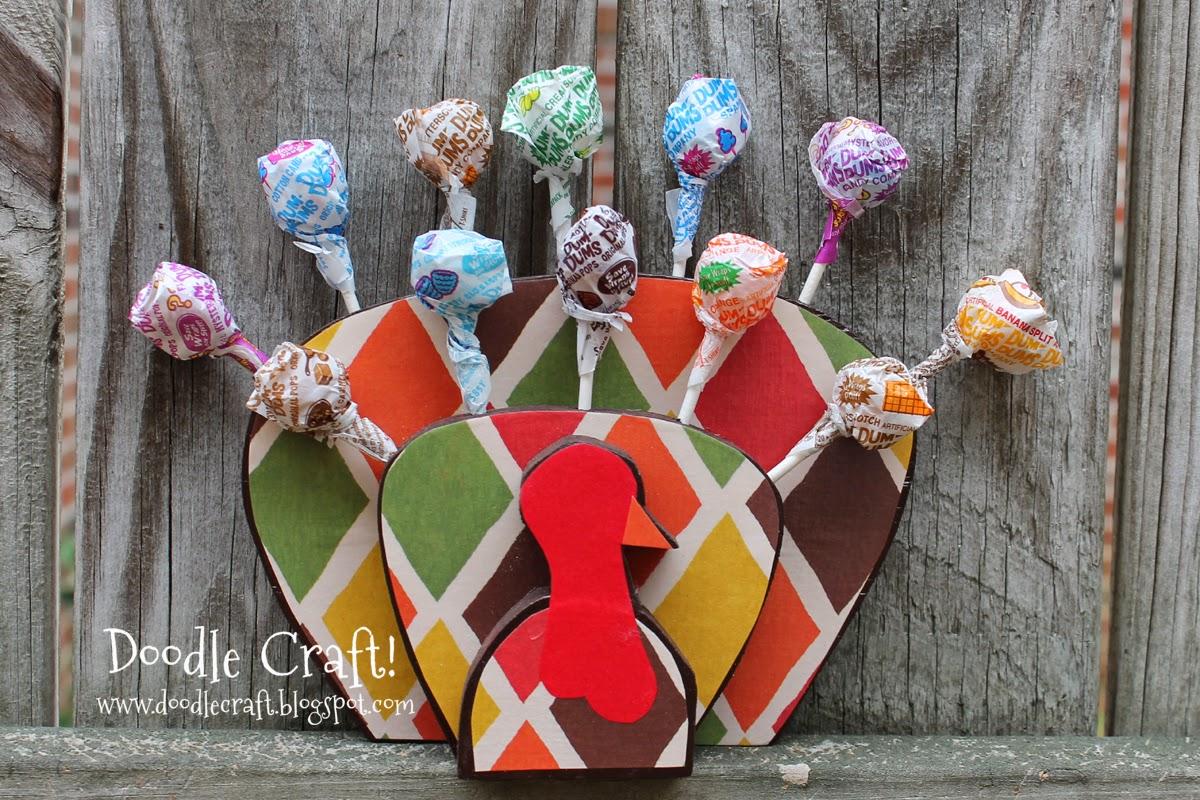 http://www.doodlecraftblog.com/2012/11/turkey-lollipops.html