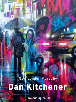 New Dan Kitchener Street Art in Brick Lane - Pinterest 02