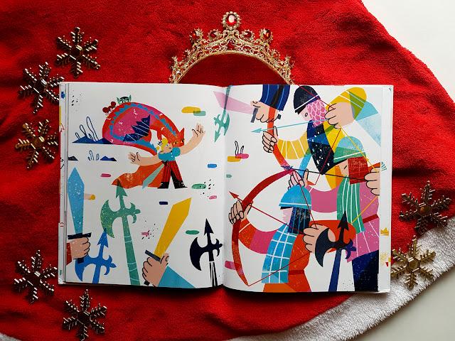 O królewiczu, który się odważył - Piórko 2019 - konkurs Biedronki na najlepszą książkę dla dzieci - Katarzyna Wierzbicka - Julia Hanke - książki dla dzieci - Zielona Sowa