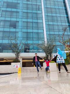 Fun family di Crowne Plaza