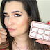 Review e Tutorial | Chocolate Bar Semi Sweet - Too Faced
