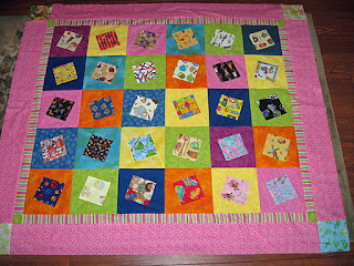 Sew In Peace I Spy Quilt Parade
