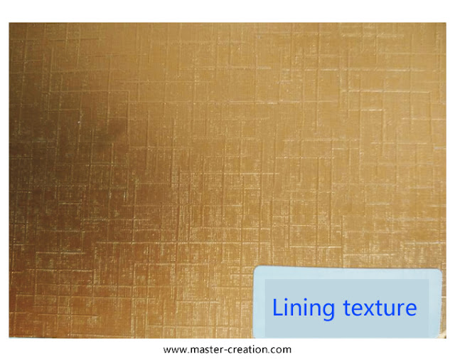 lining grained paper