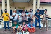 Komplotan Emak-emak Pencuri Hp di Bone Diamankan Polisi
