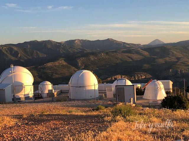 Astrocamp de Nerpio