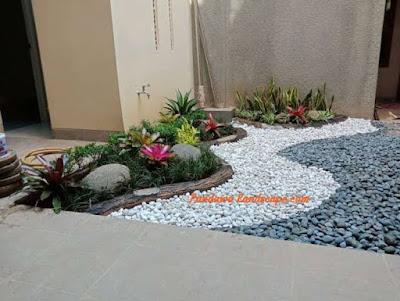 Taman kering minimalis hadir di kota surabaya