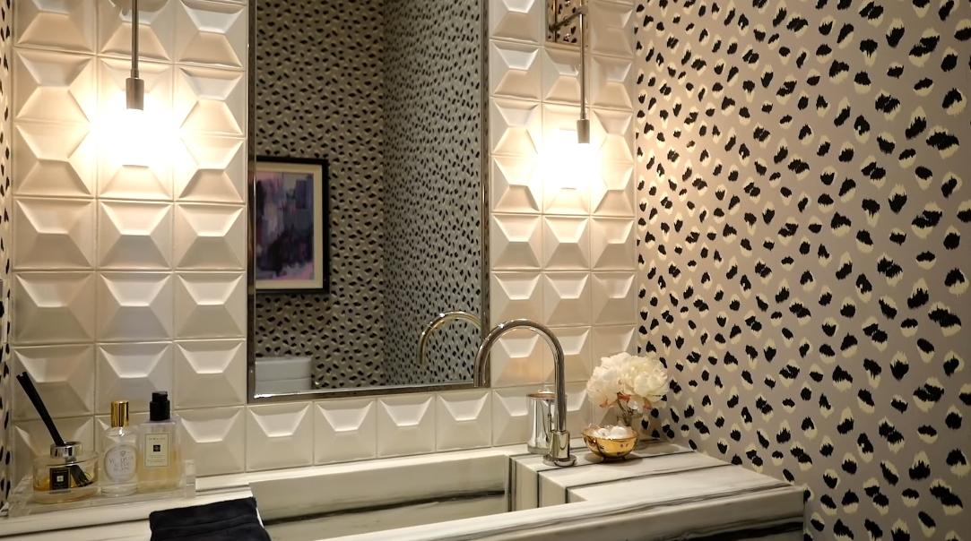 53 Interior Design Photos vs. 4848 Encino Ave, Encino, CA Luxury Mansion Tour