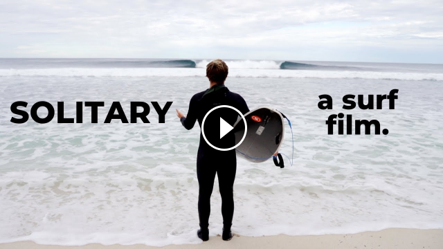 Solitary | An Australian Surf Film with Kale Brock