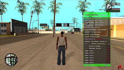 GTA San Andreas Modern City Pack Low Pc Legend Update
