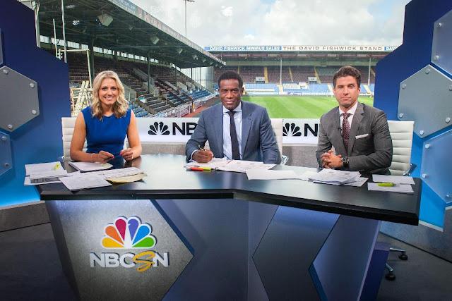 NBC Sports,Celebrates,Decade,Milestones
