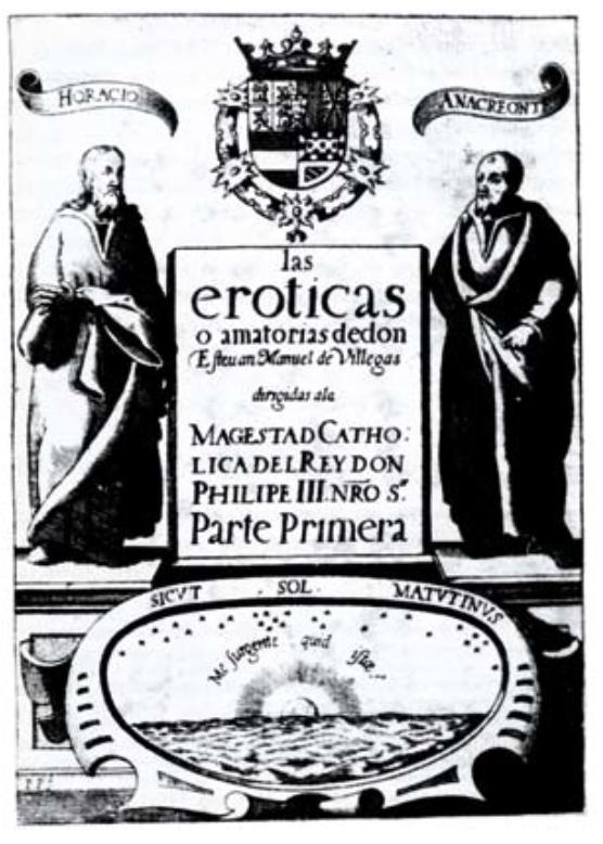 Semblanza Esteban Manuel de Villegas