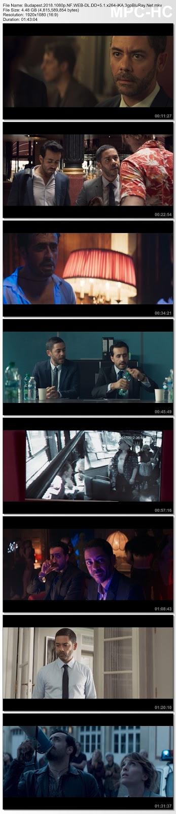 Screenshots Download Мальчишник в Европе (2018)