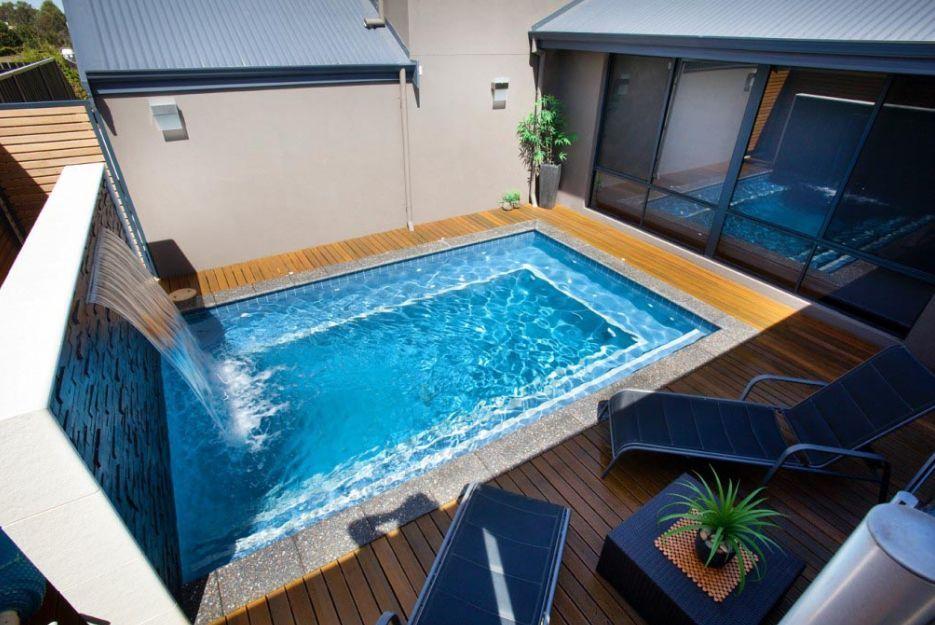 kolam renang kotak minimalis