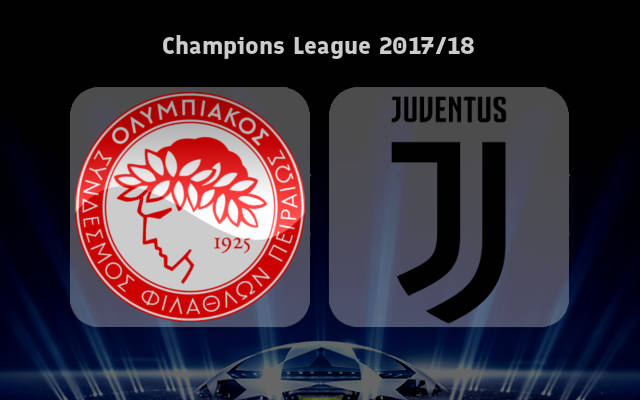 Olympiacos vs Juventus Full Match & Highlights 05 December 2017