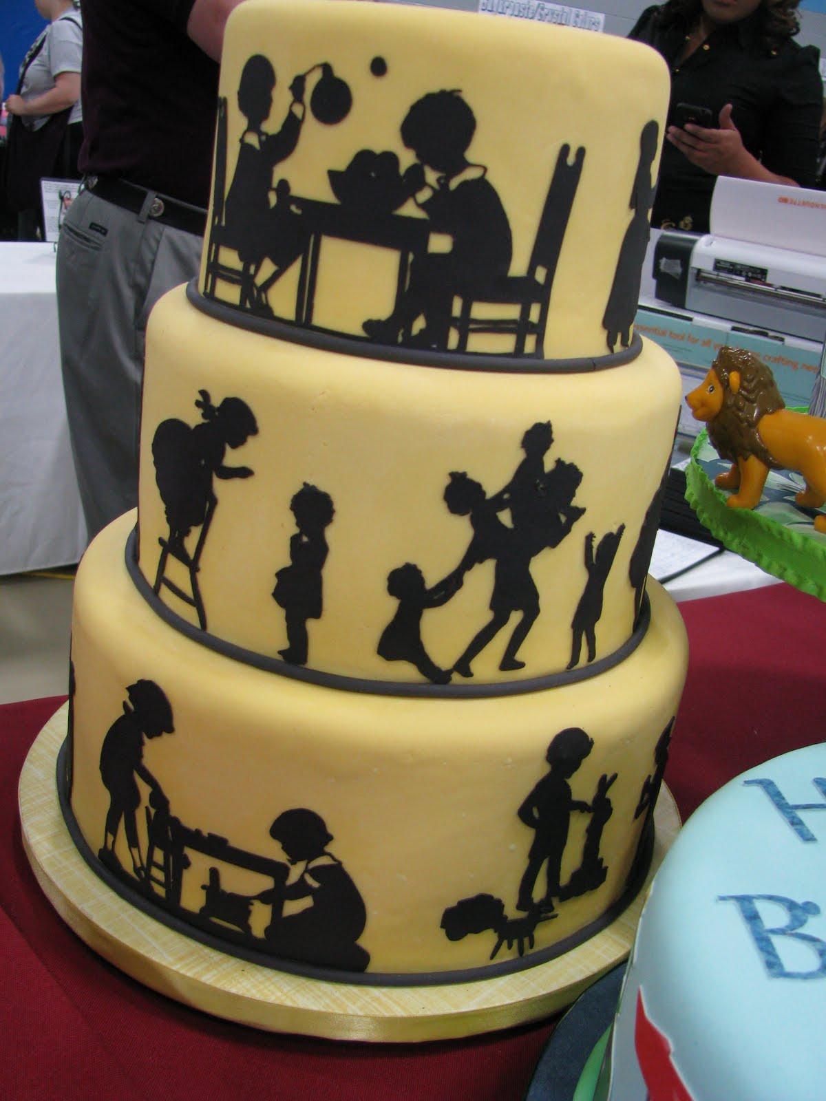 Sheek Shindigs National Capital Area Cake Show