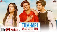 Tumhari Yaad Ayee hai - Palak Muchhal, Goldie So