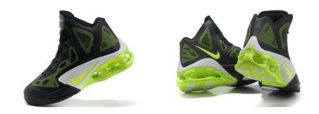 a8840eadde7 Nike Shox R4 Kids Shoe Black White