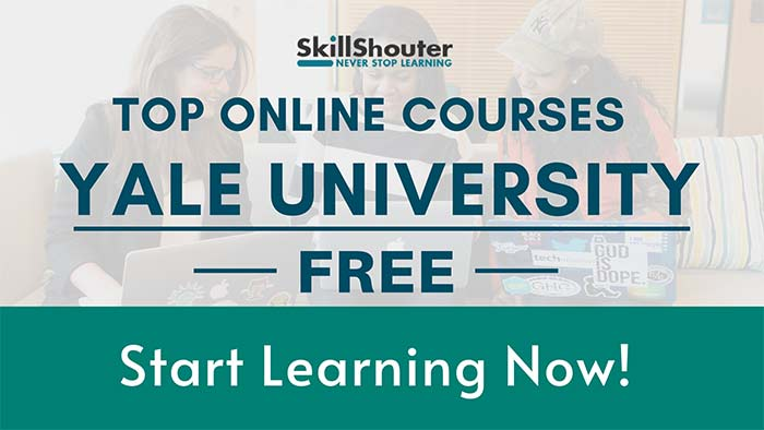 Free Online Courses from Yale University | Free Yale University Courses 2021