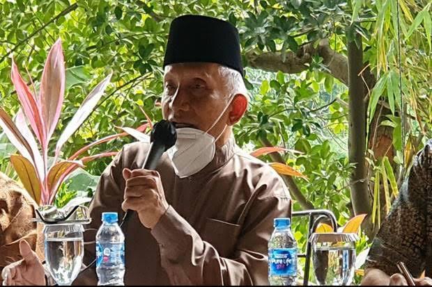 Amien Rais Beri Tawaran ke Jokowi, Mundur atau Rekonstruksi Ulang Negara?